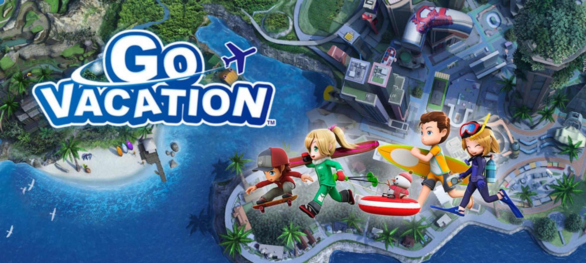 GO Vacation мини обзор.