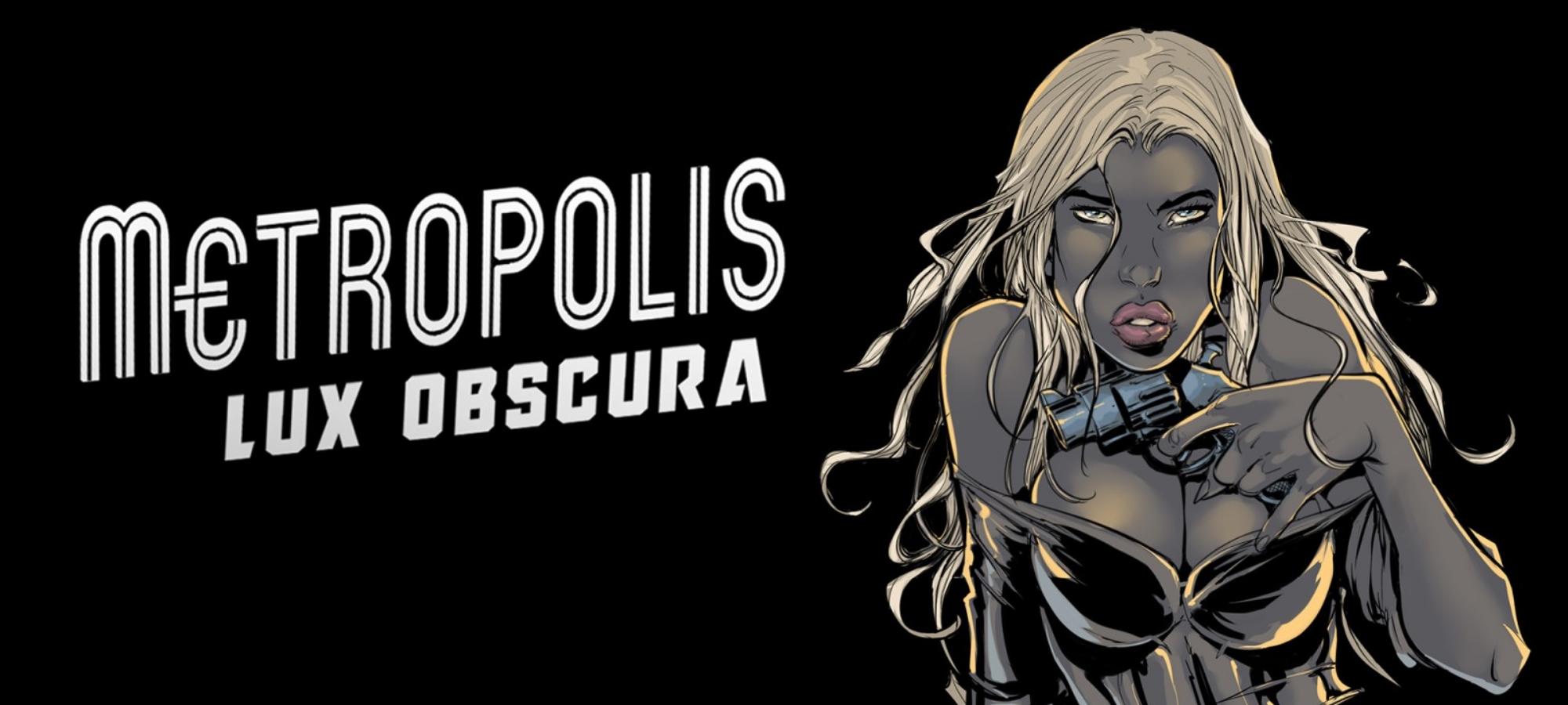 Обзор Metropolis: Lux Obscura (18+)