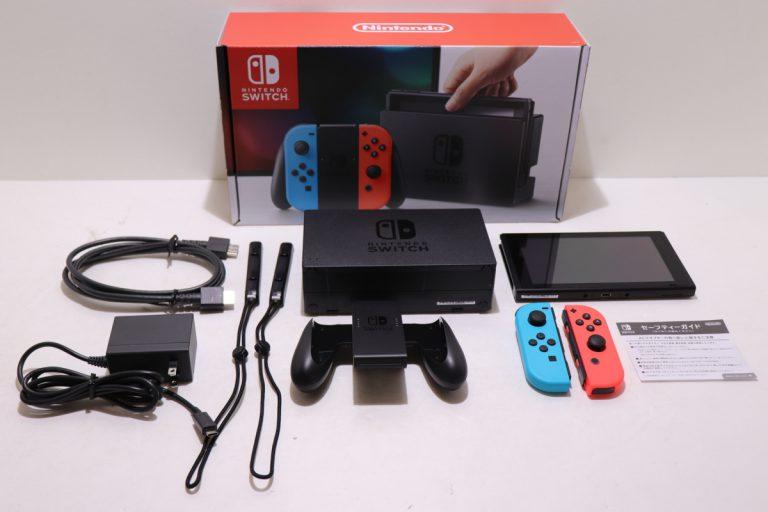 Советы по покупке б\у Nintendo Switch.