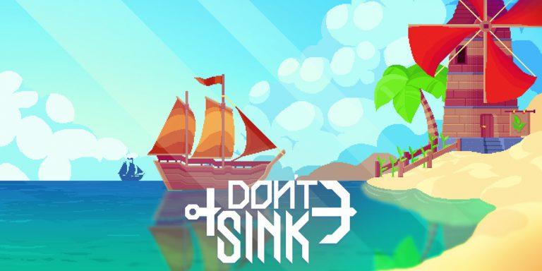 Обзор Don't Sink — по морям, по волнам
