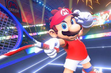 В eShop появилась особая демоверсия Mario Tennis Aces 6