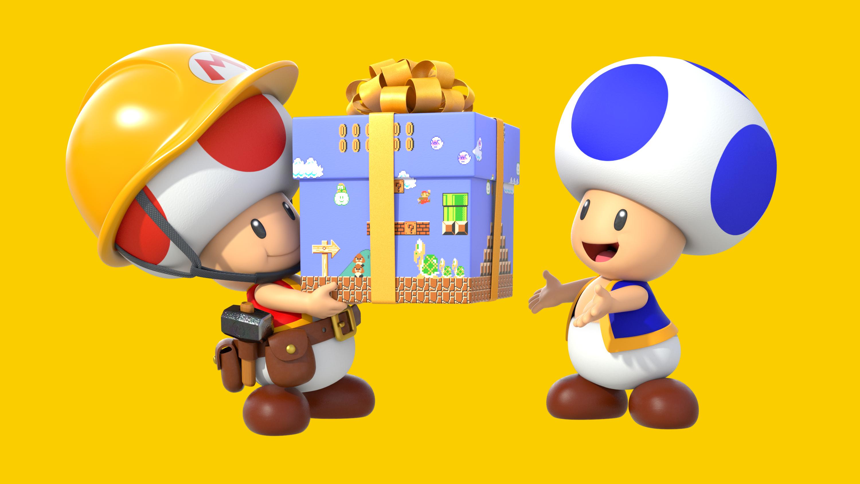 SteelBook ограниченного издания Super Mario Maker 2
