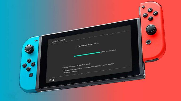 Для Nintendo Switch вышло обновление 8.0.1