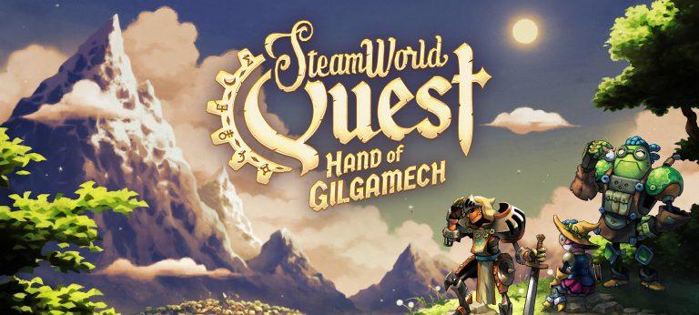 Обзор SteamWorld Quest: Hand of Gilgamech – к черту Гильдию!