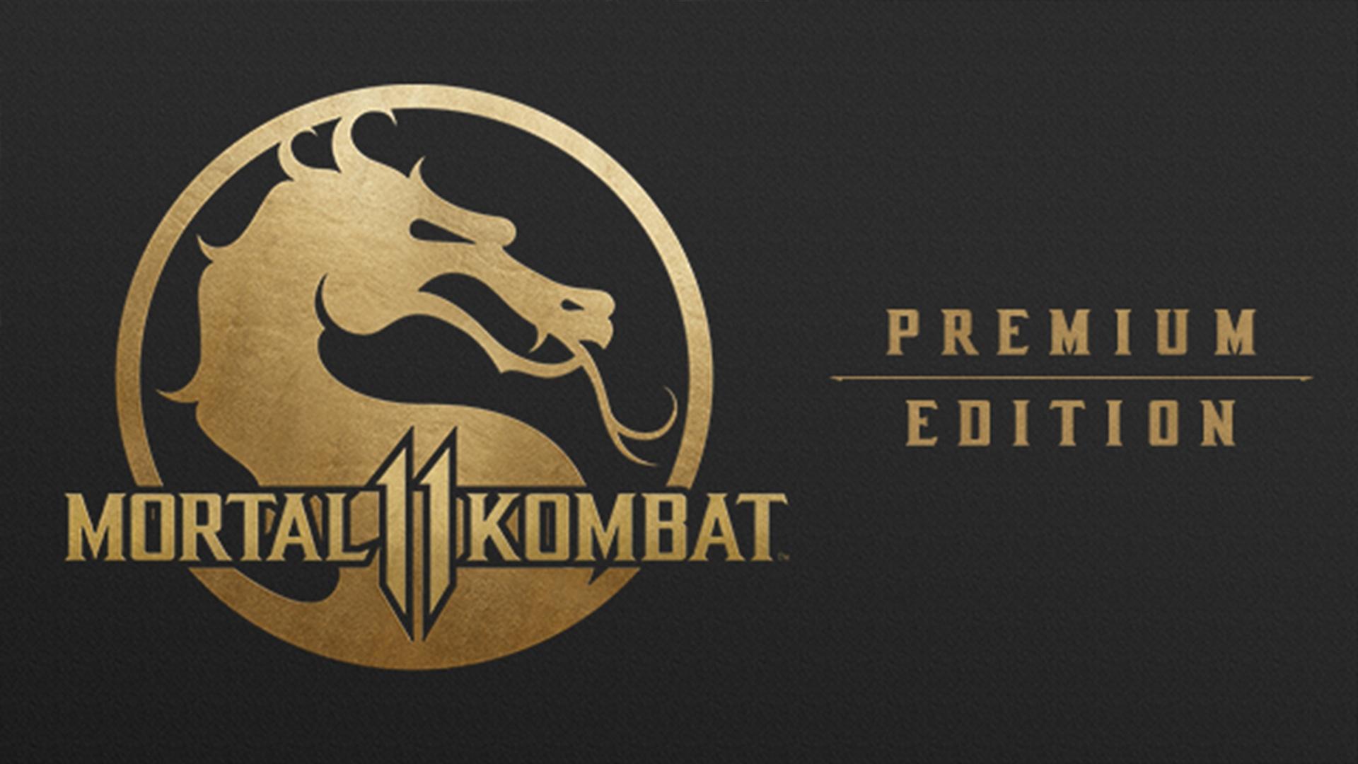 Содержание комплекта Mortal Kombat 11 Premium Edition