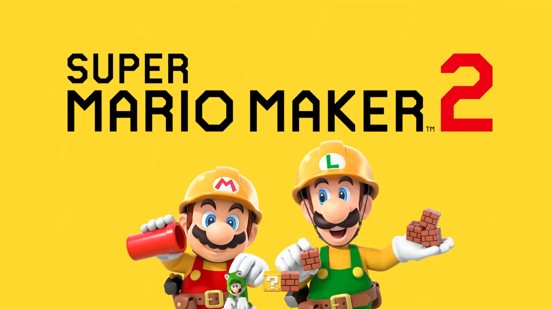 Стали известны бонусы предзаказа Super Mario Maker 2