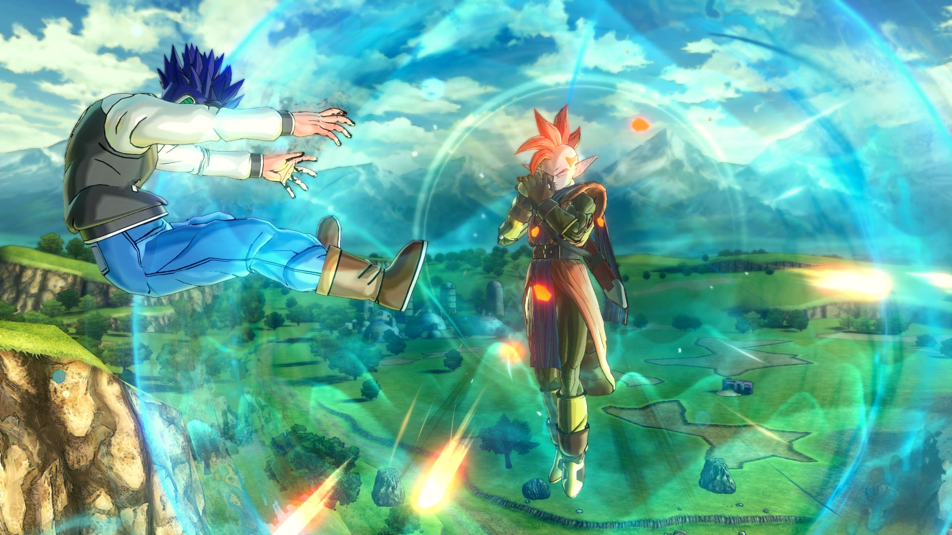 Для Dragon Ball Xenoverse 2 вышло обновление 1.12.00