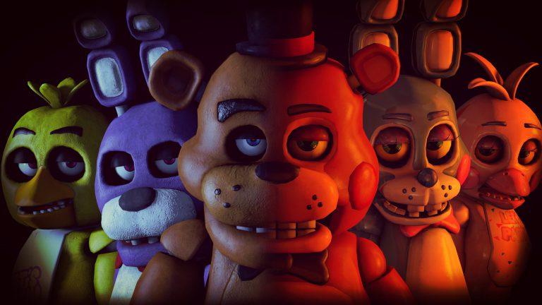 Первый взгляд на Switch-версию The Five Nights at Freddy's