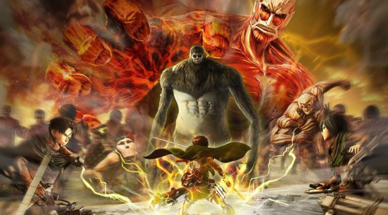 Два новых трейлера Attack on Titan 2: Final Battle