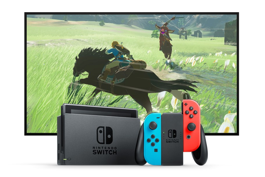 Nintendo Switch научилась разгонять процессор