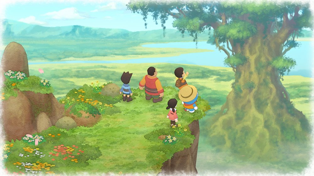Doraemon Story of Seasons выйдет для Switch на Западе