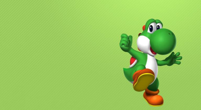Nintendo поделилась инфографикой серии Йоши
