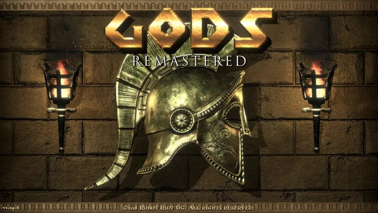 Обзор GODS Remastered — с божьей помощью