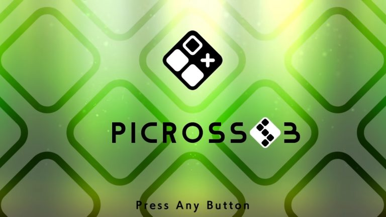 Picross S3 выйдет на Switch