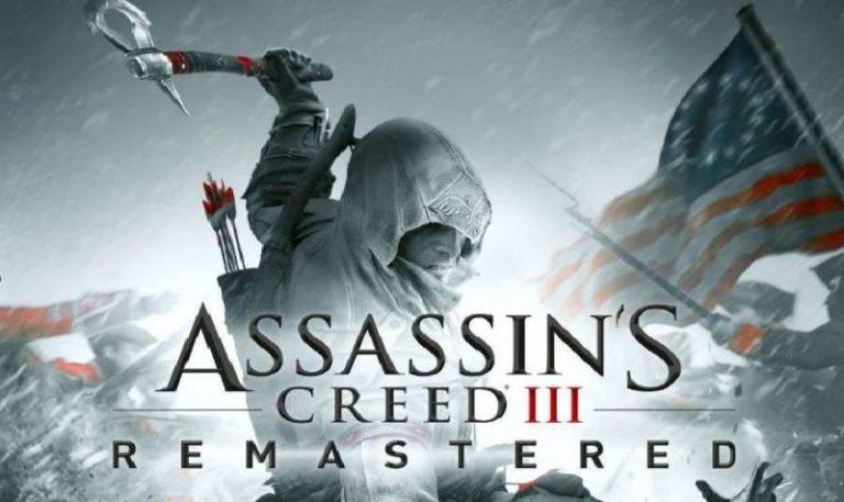 Геймплей Assassin's Creed III Remastered
