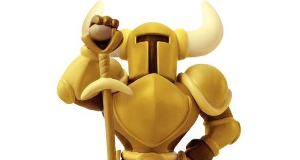 Золотая amiibo Shovel Knight скоро появится в продаже?