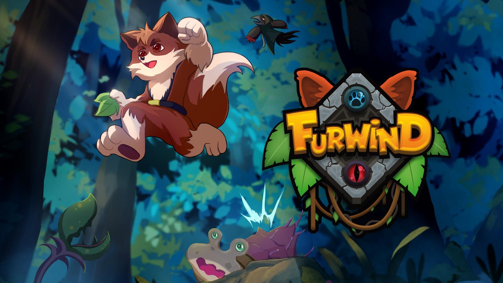 Furwind выйдет на Switch 1
