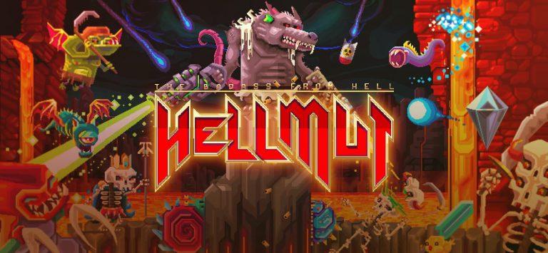 Read more about the article Hellmut: The Badass выйдет для Switch на этой неделе
