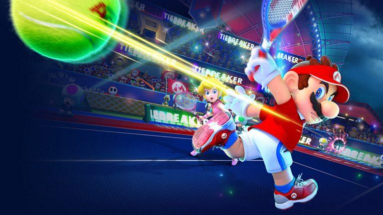 Для Mario Tennis Aces вышло обновление 3.0.0