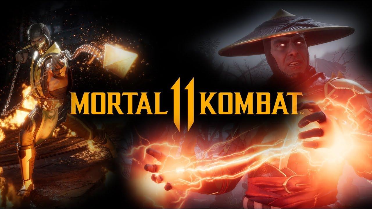 Анонсирующий трейлер Frost для Mortal Kombat 11