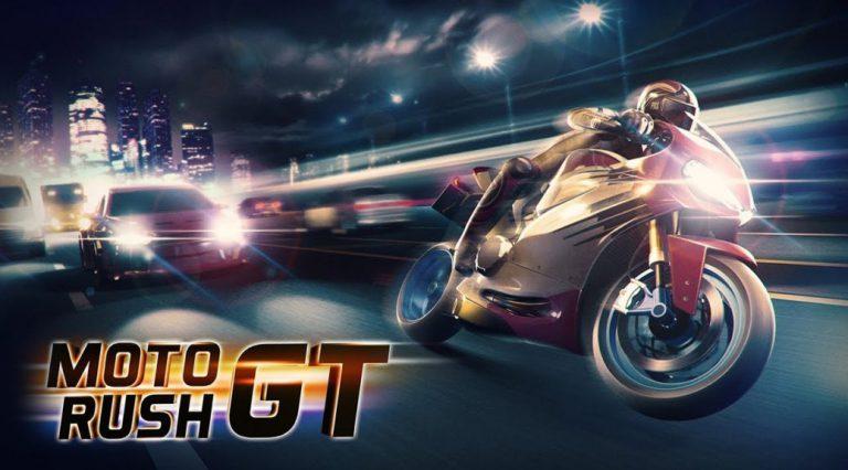 Moto Rush GT выйдет на Switch 19 апреля