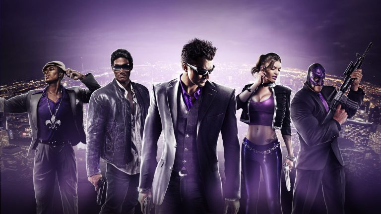 Подробности Switch-версии Saints Row: The Third