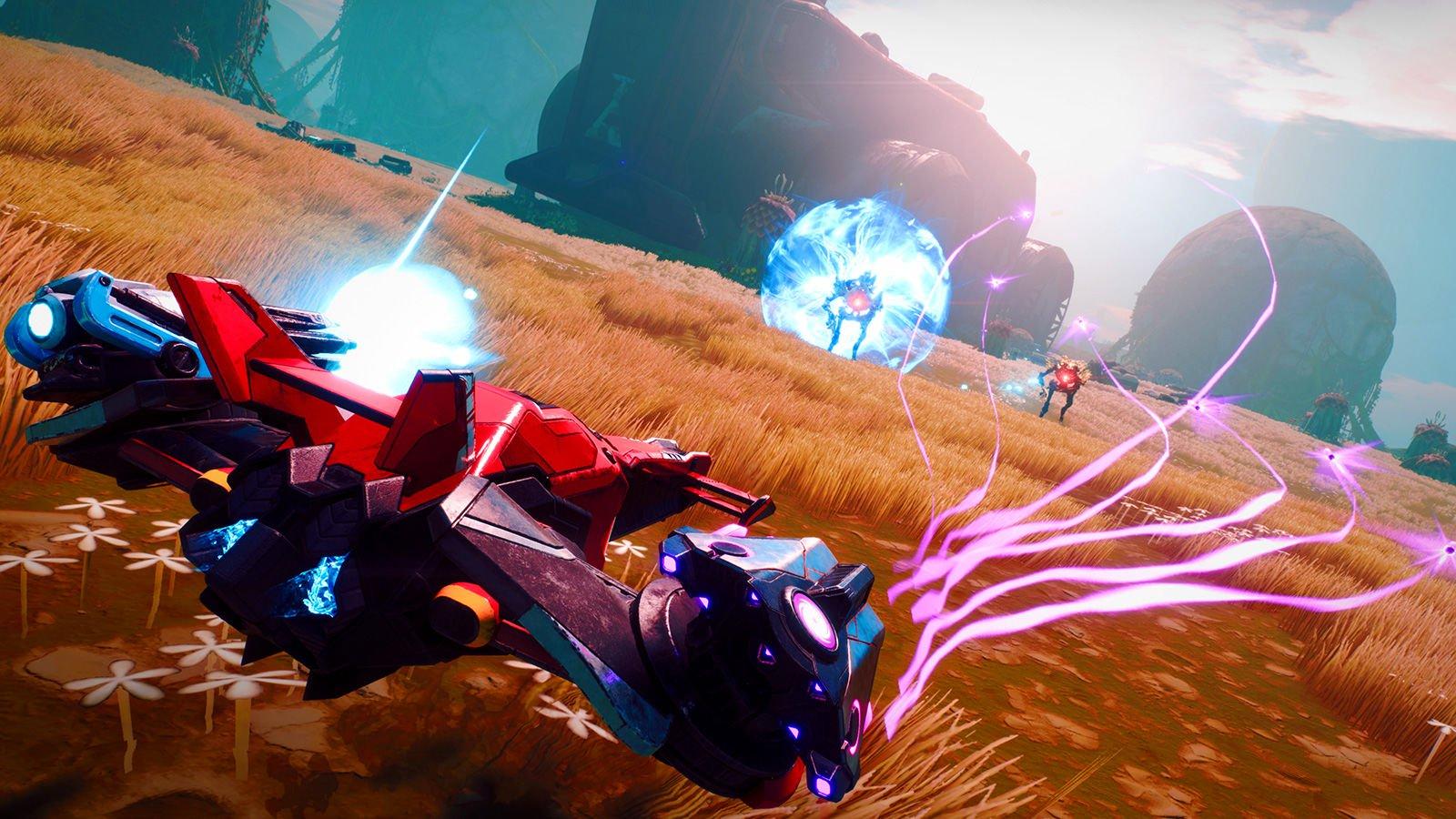 Ubisoft анонсировала обновление для Starlink: Battle for Atlas