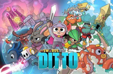 Swords of Ditto: Mormo's Curseвыйдет на Switch 14