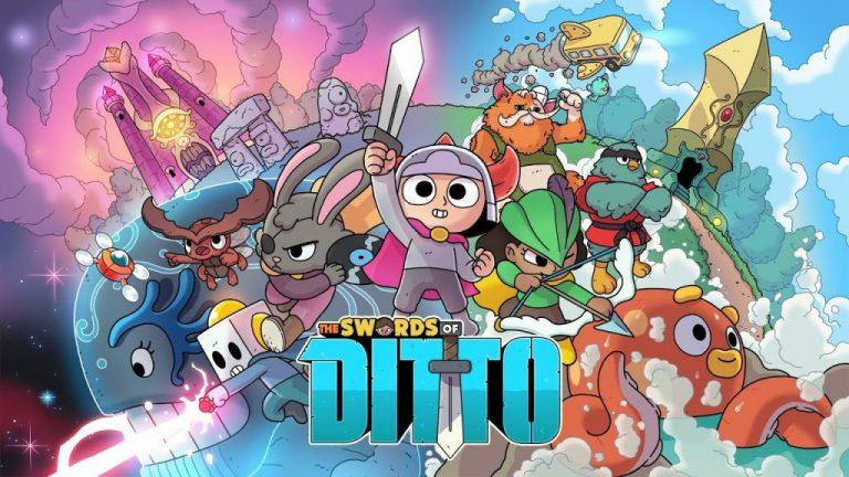 Swords of Ditto: Mormo's Curseвыйдет на Switch