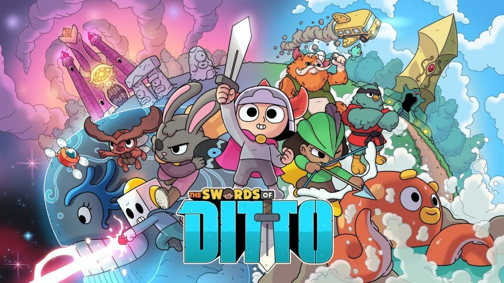 Swords of Ditto: Mormo's Curse выйдет на Switch