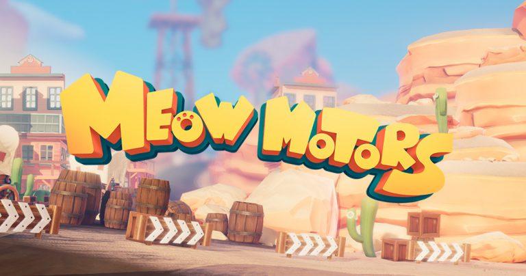 Meow Motors вышла на Nintendo Switch
