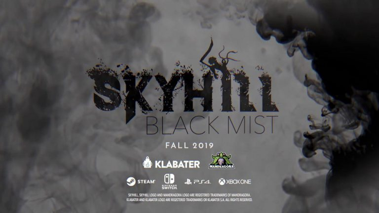 Skyhill: Black Mist находится в разработке для Switch