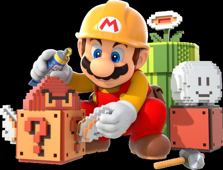 Предметы Super Mario Maker 2 не придётся разблокировать