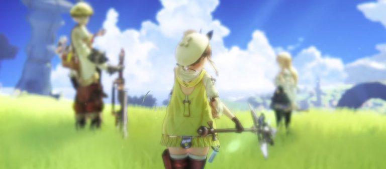 Read more about the article Atelier Raiza анонсирована на Switch
