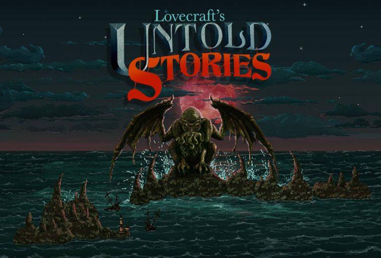 Lovecraft`s Untold Stories выйдет на Switch