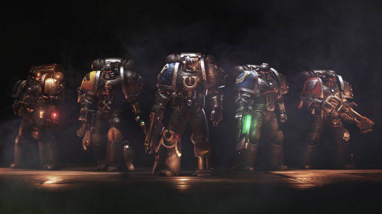 Warhammer 40000: Deathwatchне выйдет на Switch