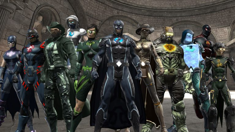 DC Universe Online анонсирована для Nintendo Switch