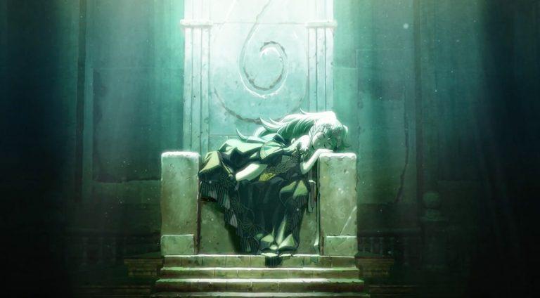 Fire Emblem: Three Houses – Claude