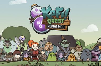 Kofi Quest: Alpha MOD выйдет на Switch 14