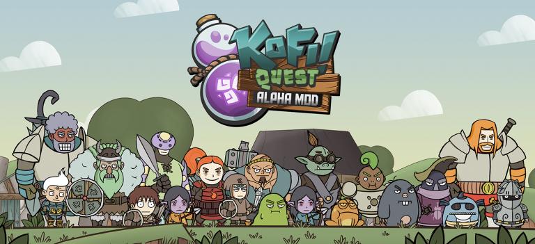Kofi Quest: Alpha MOD выйдет на Switch