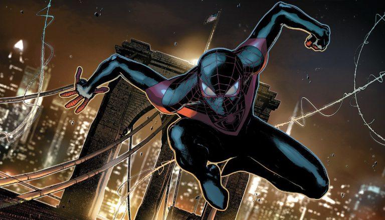 Marvel Ultimate Alliance 3: The Black Orderпредставляет Майлза Моралеса