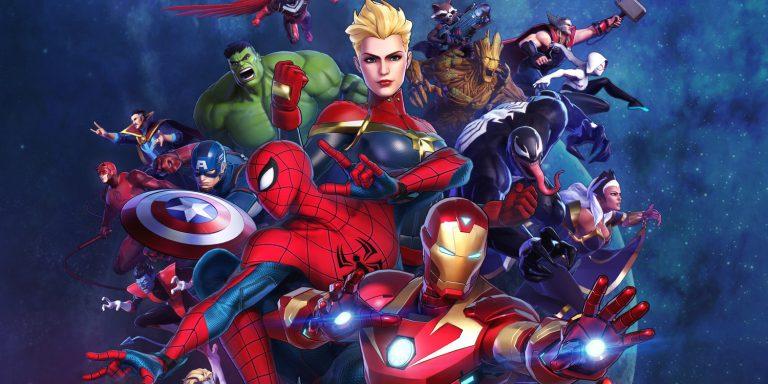 Nintendo UK store дарит брелок и набор наклеек за предзаказ Marvel Ultimate Alliance 3