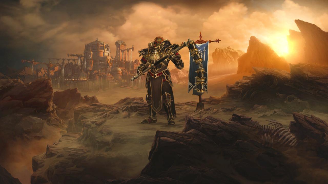 Для Diablo III вышло обновление 2.6.5