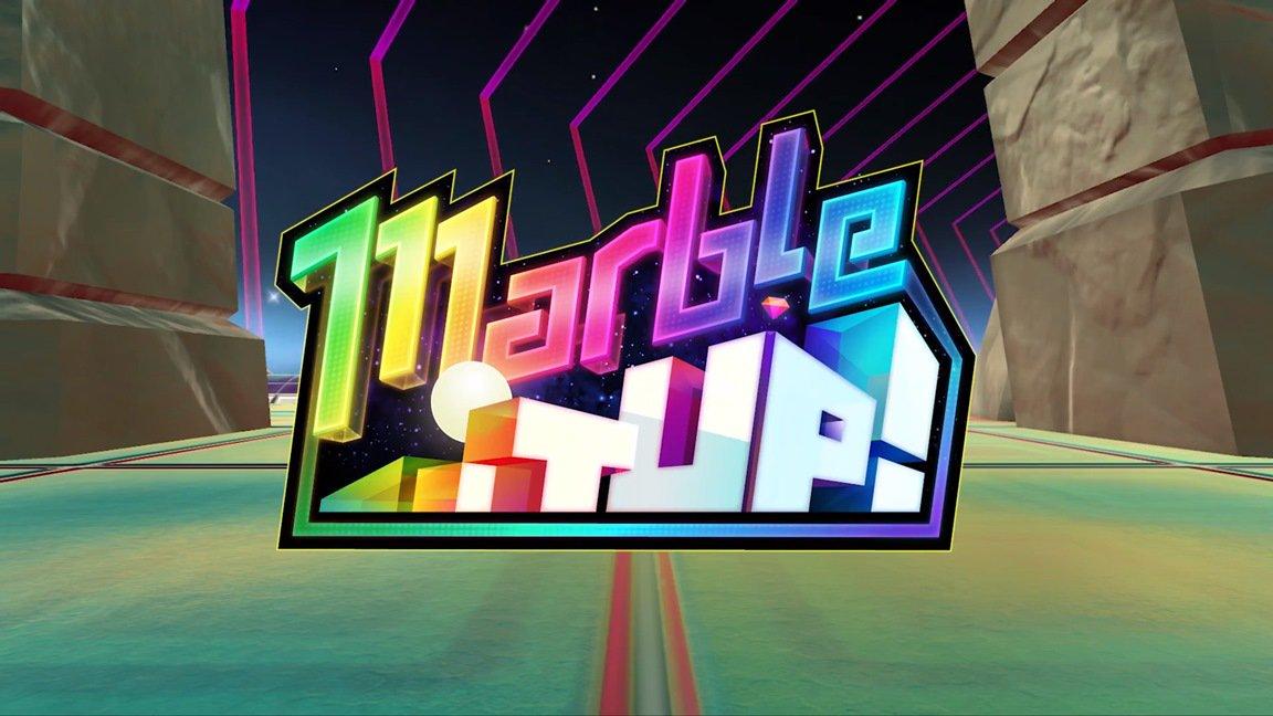 Для Marble It Up!вышло обновление