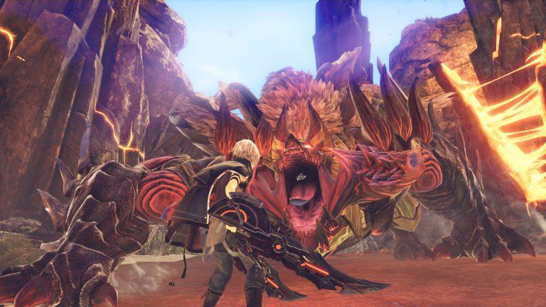 Первые кадры Switch-версии God Eater 3