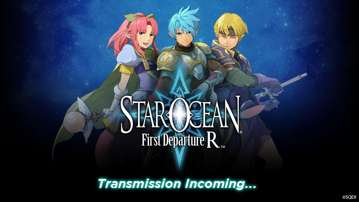 Star Ocean: First Departure R анонсирована для Switch