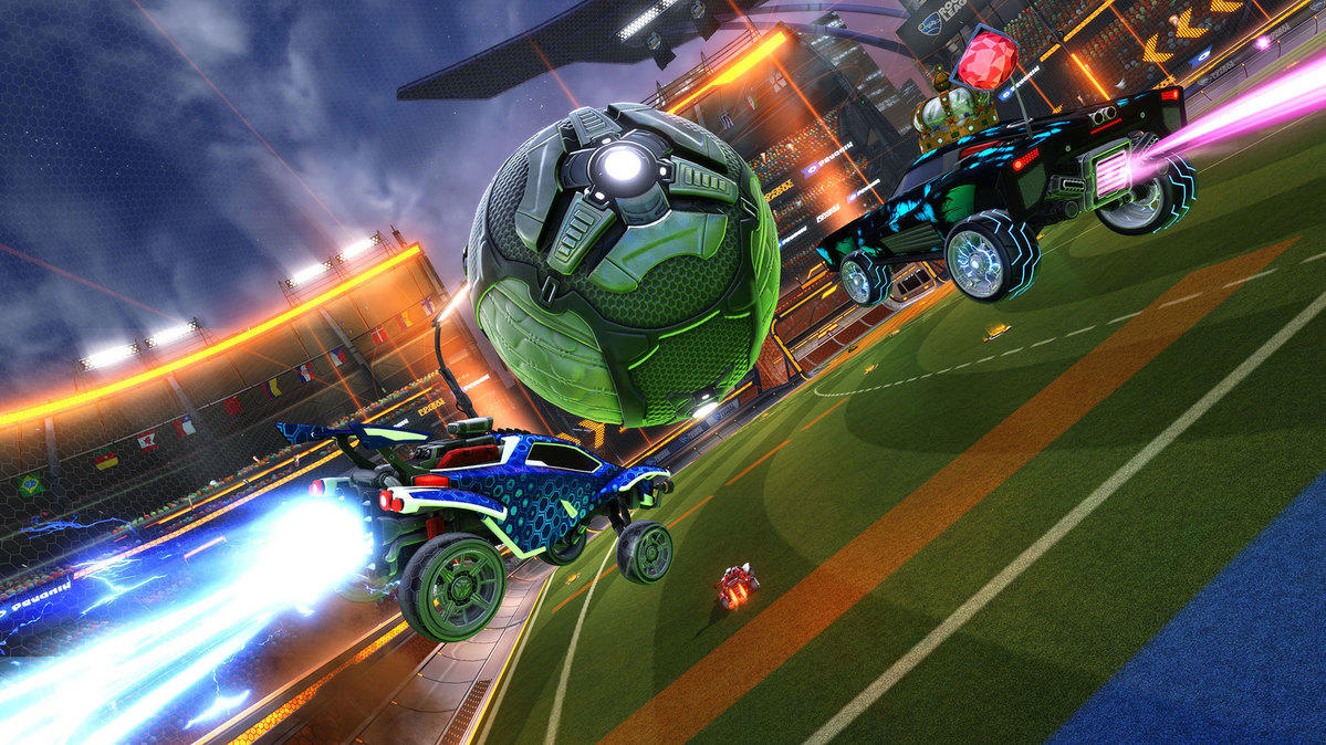 Psyonix обновили иконку Rocket League