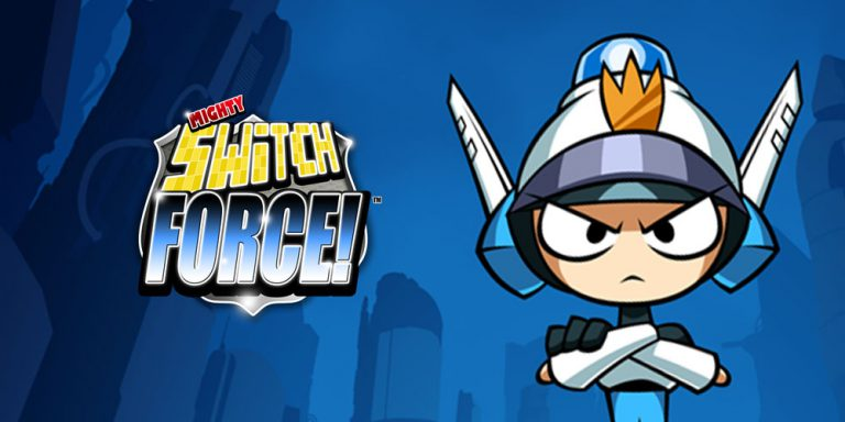 Mighty Switch Force! Collection получила рейтинг для Switch
