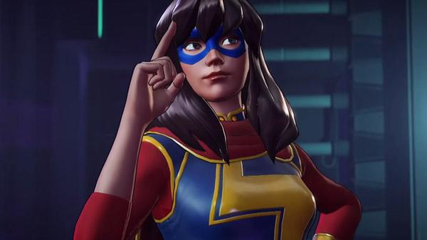 Marvel Ultimate Alliance 3: The Black Order представляет Мисс Марвел