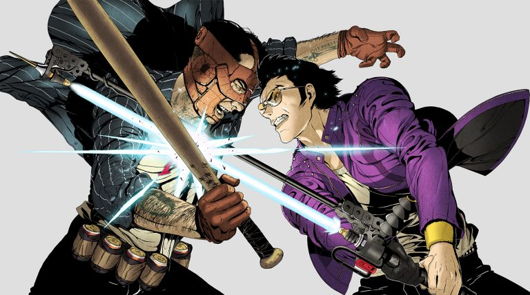 Travis Strikes Again: No More Heroes выйдет на PS4 и PC